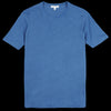 Alex Mill - Standard Cotton Indigo Tee in Medium
