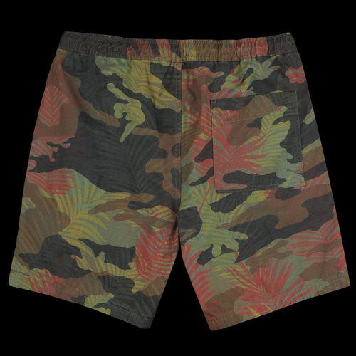 All-Terrain Short in Tropical Camo