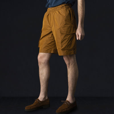 A Kind of Guise - Awu Short in Cognac