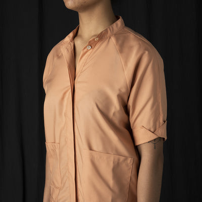 A Kind of Guise - Nila Blouse in Coral