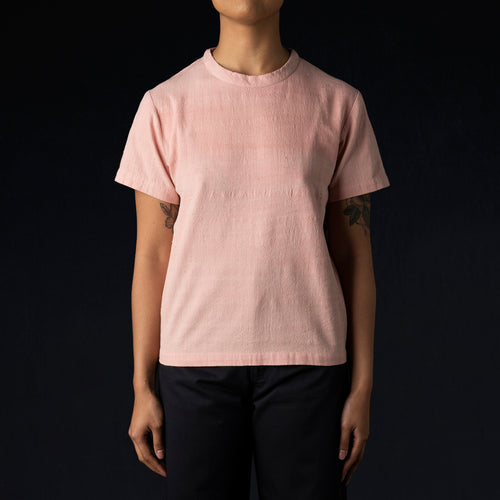 Justice Woven Tee in Cotton Candy