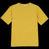 Umber & Ochre - Justice Woven Tee in Corn Yellow