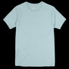 Save Khaki - Supima Crew Tee in Water