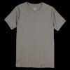 Save Khaki - Supima Crew Tee in Root
