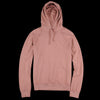 Save Khaki - Supima Fleece Pullover Hooded Sweatshirt in Nutmeg
