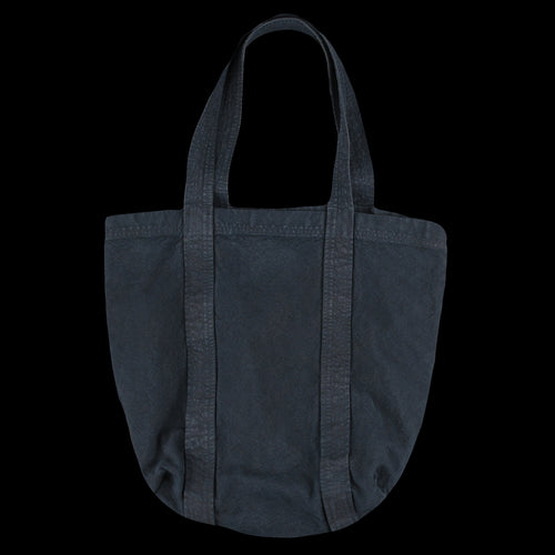 Canvas Work Tote in Slate