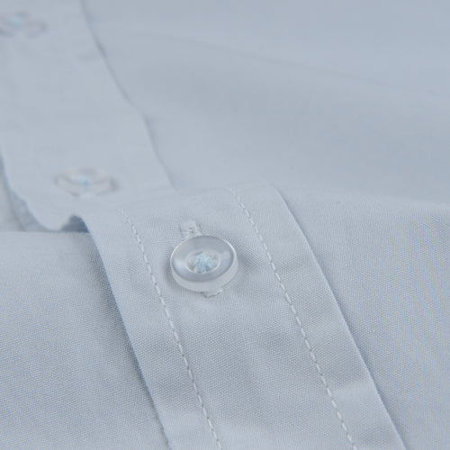 Poplin Easy Shirt in Light Blue