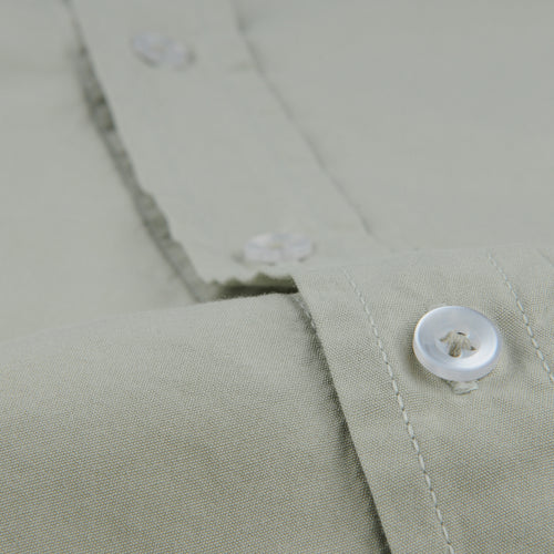 Poplin Easy Shirt in Pistachio