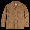 Save Khaki - Bulldog Twill Sportsman Jacket in Barley