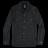 Save Khaki - Camp Shirt Jacket in Black