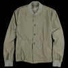 Save Khaki - Poplin Warm Up Bomber in Olive Drab