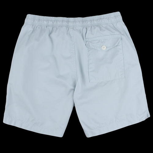 Light Twill Easy Short in Light Blue