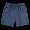 Save Khaki - Light Twill Easy Short in Marine