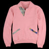 Kapital - Fleecy Knit SKIPPER Sweatshirt in Pink