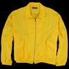 Monitaly - Old Dog Blouson in Light Linen Yellow