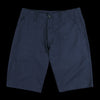 Monitaly - Fatigue Short in Vancloth Oxford Navy