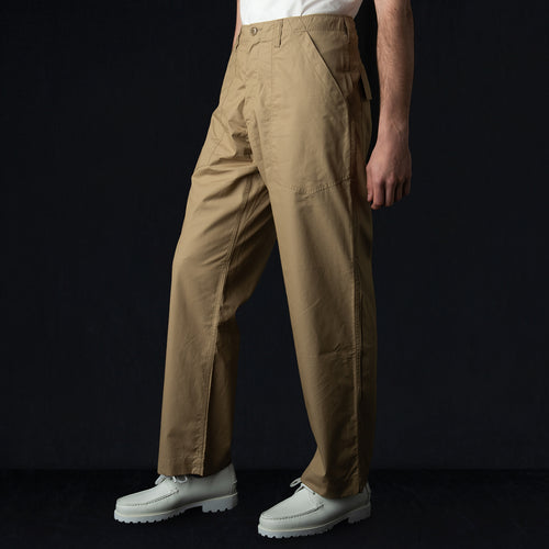 Fatigue Pant in Vancloth Oxford Khaki