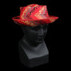 Chamula - Sombrero Hat in Red Rusta