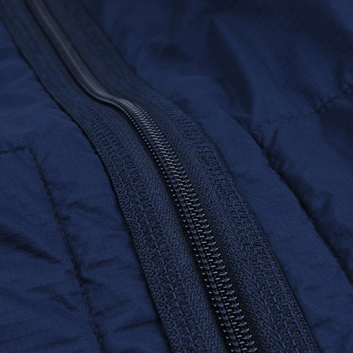 High Air Padded Jacket in Navy