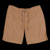 Save Khaki - Cotton Nylon Beach Short in Squash