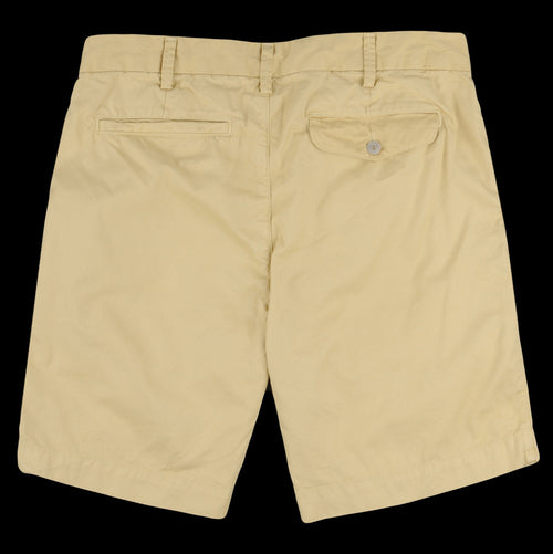 Light Twill Bermuda Short in Honey