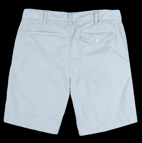 Light Twill Bermuda Short in Light Blue