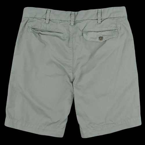 Light Twill Bermuda Short in Sprout