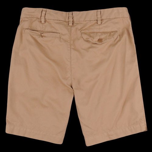 Light Twill Bermuda Short in Squash