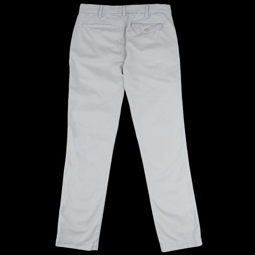 Light Twill Trouser in Cement