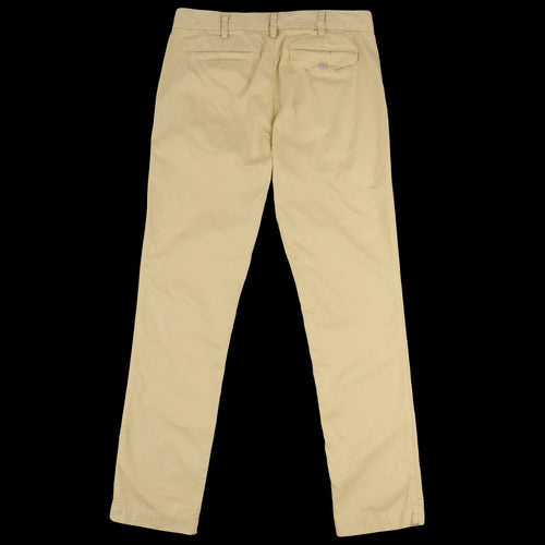 Light Twill Trouser in Honey