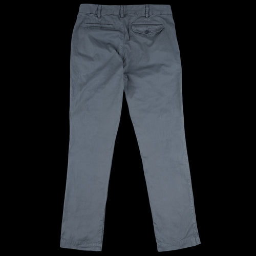 Light Twill Trouser in Metal