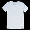 Save Khaki - Organic Cotton Layer Crew Tee in White