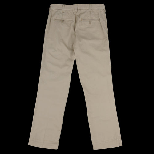 All American Chino in British Khaki