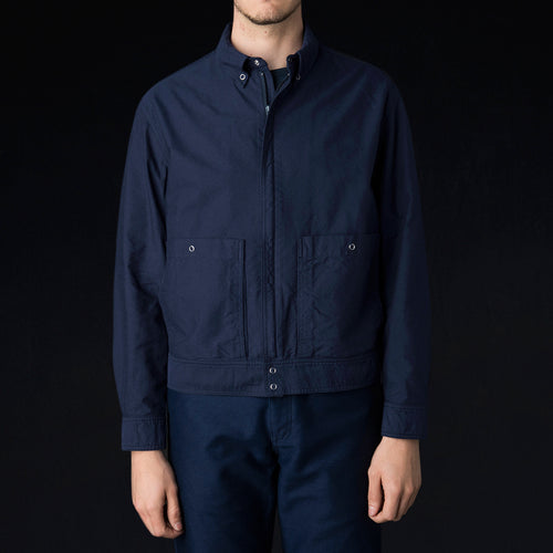 Barelli Blouson in Navy