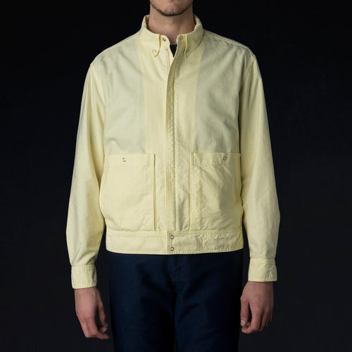 Barelli Blouson in Yellow