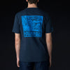 Arpenteur - Vallin Tee in Navy