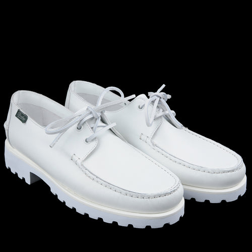 Paraboot Domingue in White