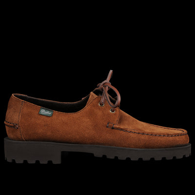 Arpenteur - Paraboot Domingue in Tobacco Suede