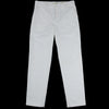 De Bonne Facture - Organic Twill Painter's Trouser in Off White