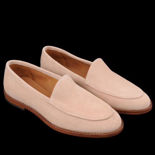 Eris Loafer in Cloud Suede