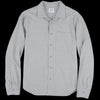 Home Work - Herringbone Overshirt in YD Grey