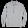 Home Work - Herringbone Popover Shirt in YD Grey