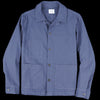Home Work - Twill Work Jacket in Marine