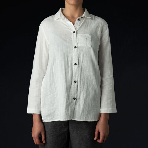 Atelier Shirt in White