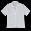 wrk-shp - Notch Collar Shirt in White