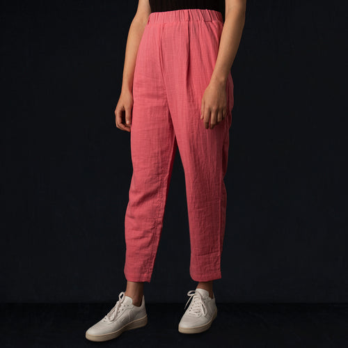 Cotton Pant in Blossom