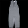 wrk-shp - House Overall in Smoke Grey