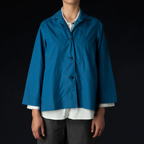 Spring Chore Jacket in Gulf Blue
