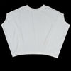 mizuiro ind - Drop Shoulder Tee in Off White