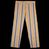 ts(s) - Multi Stripe Cotton Nylon Fatigue Pant in Brown